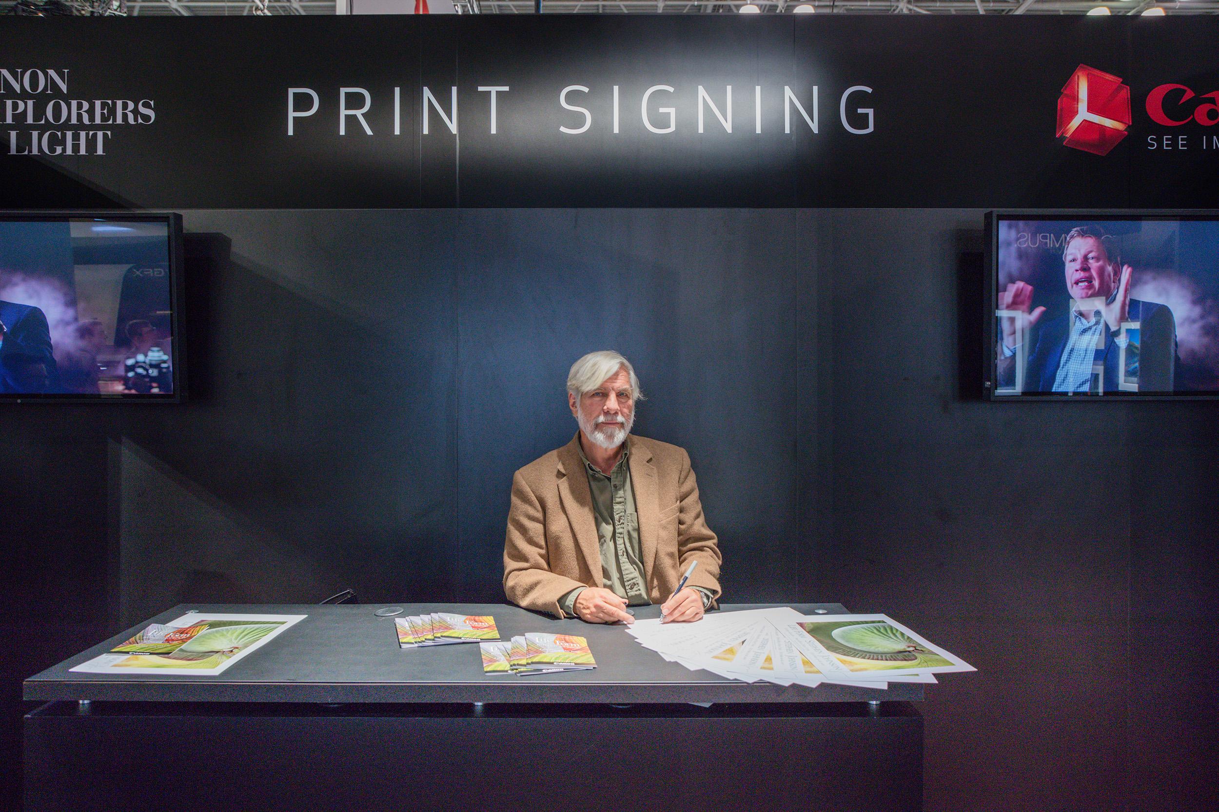 print signing