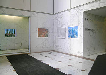 corporate wall install 1