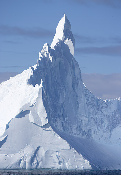 Iceberg Tower, Antarctica