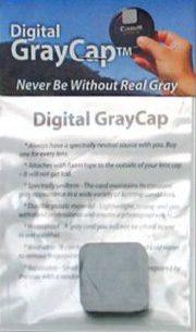 gray cap