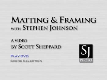 matting video
