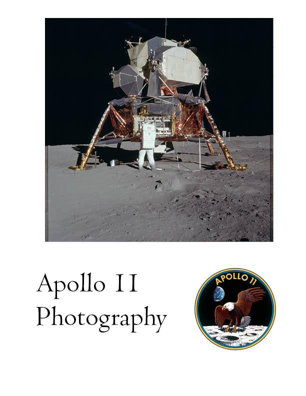 apollo 11 photo book
